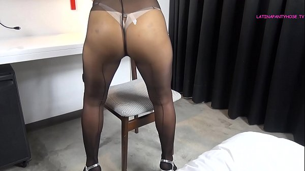 Pantyhose, Black pussy, Good pussy
