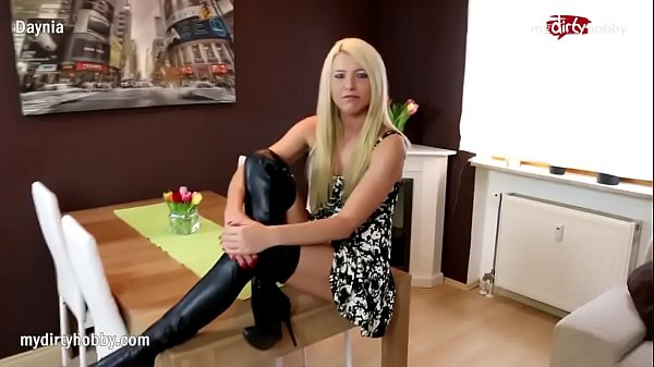 Boots, Leather, Leather boots, Hobby, Dirty anal
