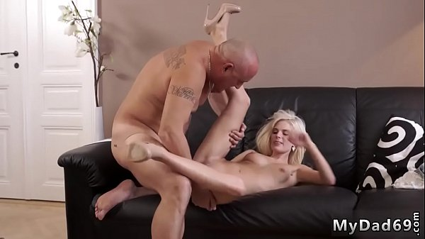Daughter, Young creampie, Old and young, Creampies, Daddy daughter