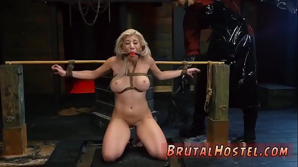 Bondage, Big breast, Ann