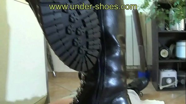 Worship, Boots, Trampling, Shoes