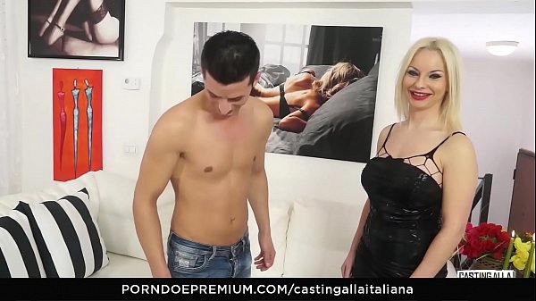 Audition, Casting anal