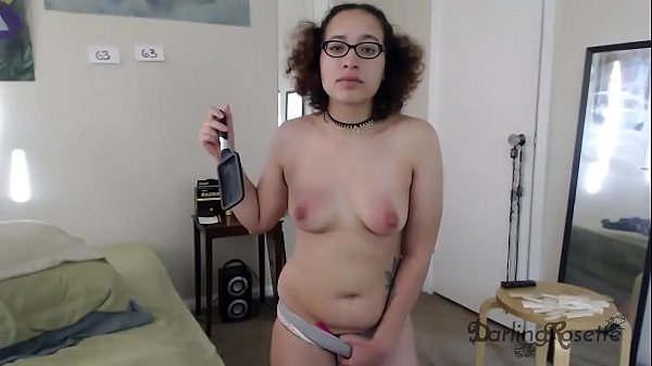 Vibrator, Cum in panties