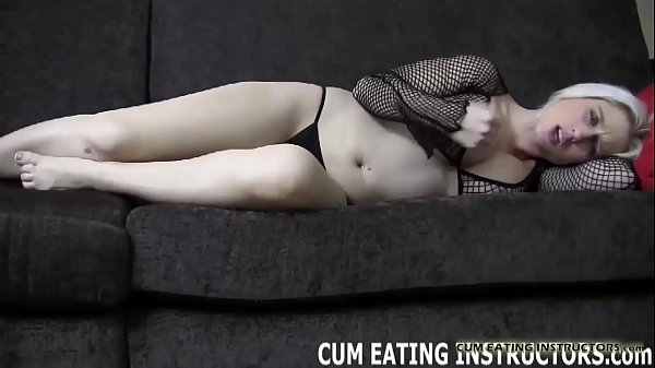 Mistress, Cum eating
