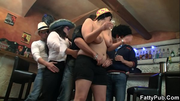 Party, Bbw chubby, Naked girl