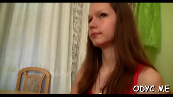 Shaved teen