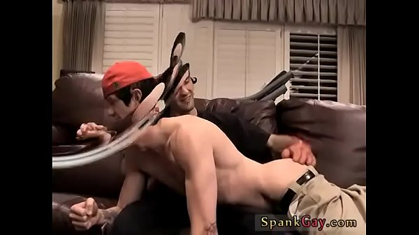 Spanking, Young boys