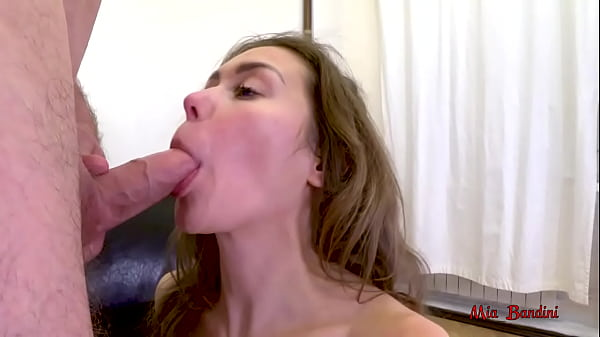 Teen creampie, Ass to mouth