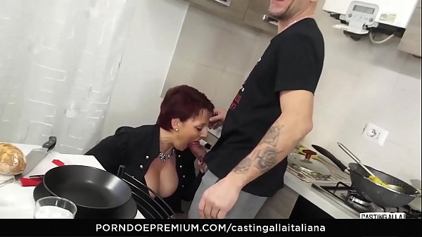 Barbara, Casting anal, Anal casting