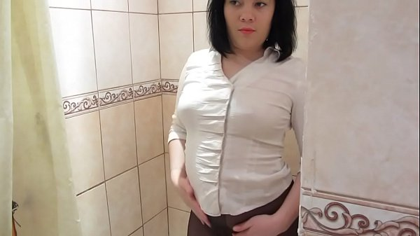 White pantyhose, Blouse