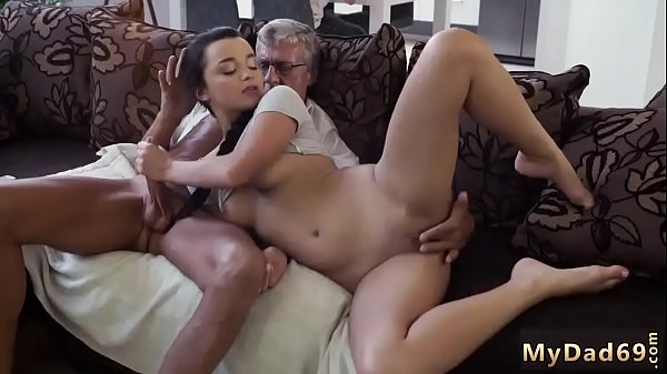 Old anal, Anal girlfriend