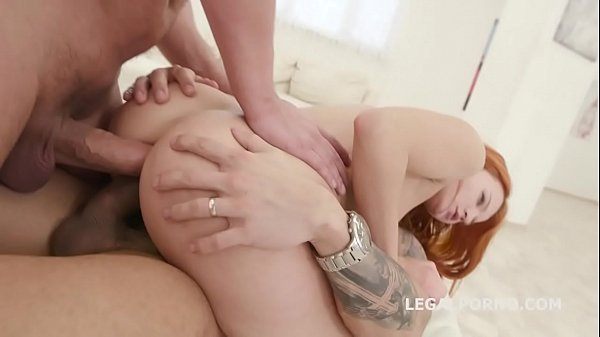 Double anal, Belly, Anal gaping