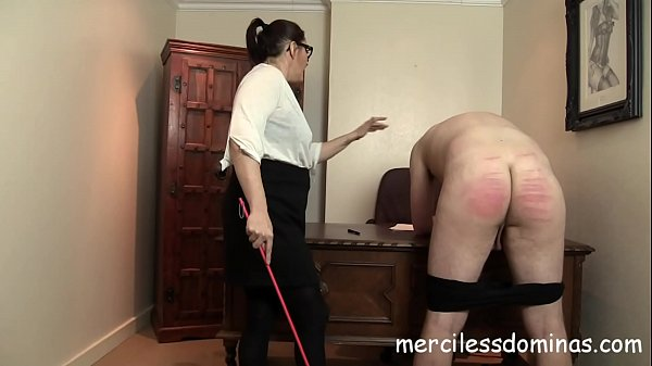 Teacher, Caning