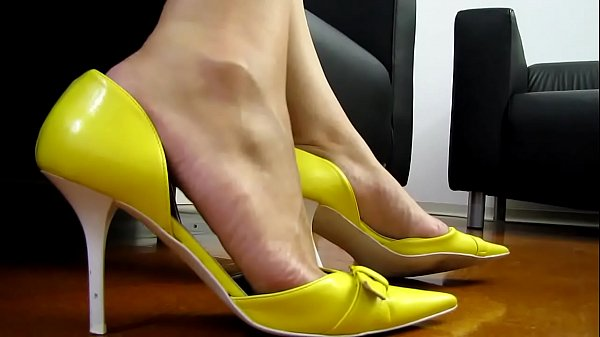 Shoes, High heels, High-heeled