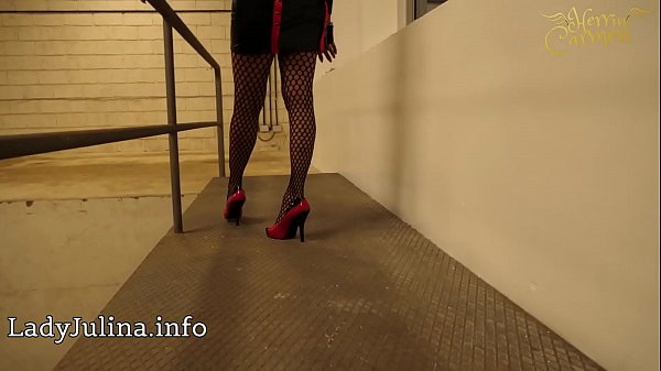 High heels, Heels, Fishnet, Pvc, High-heeled