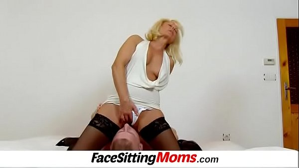 Stockings, Pussy lick, High heels, Milf stockings, High-heeled
